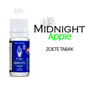 Halo Midnight Apple E-liquid 10ML