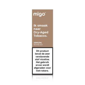 Migo Dry Aged Tobacco