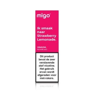 Migo Strawberry Lemonade