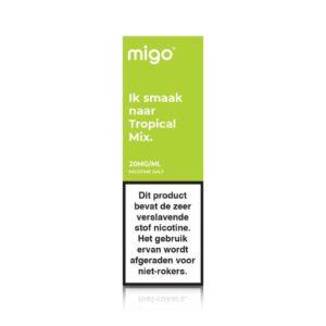 Migo Tropical Mix Nic Salt
