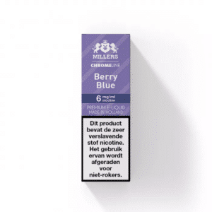 Millers Juice Chromeline – Berry Blue
