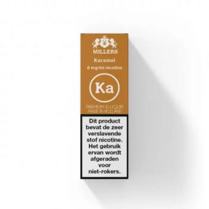 Millers Karamel E-liquid