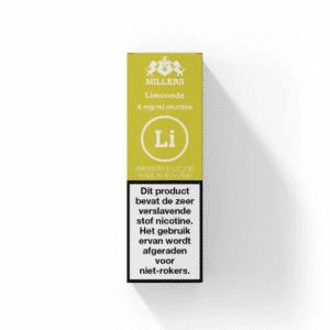 Millers Juice Silverline – Lemonade