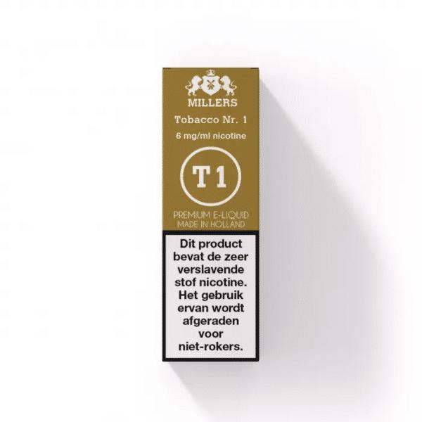 Millers Tobacco No.1 E-liquid