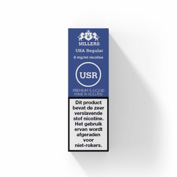 Millers USA Regular E-liquid