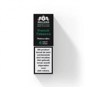 Millers Juice Platinumline – French Tobacco