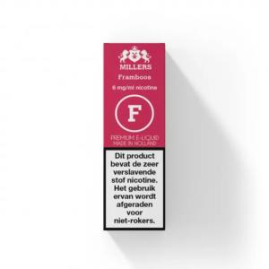 Millers Framboos E-liquid