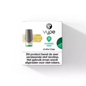 Vype ePen 3 Pods Crushed Mint
