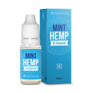 Harmony CBD e-liquid Mint 30mg 10ml