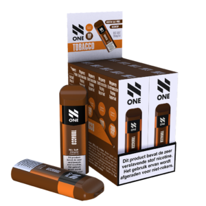 N-One Tobacco Disposable Pod