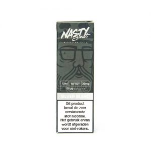 Nasty Juice Tobacco Silver Nic Salt 10ml