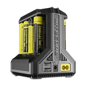 Nitecore Intelli i8 externe 18650 oplader