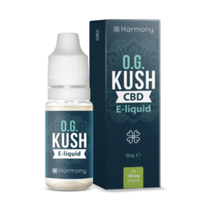 Harmony O.G. Kush CBD E-liquid 30mg 10ml