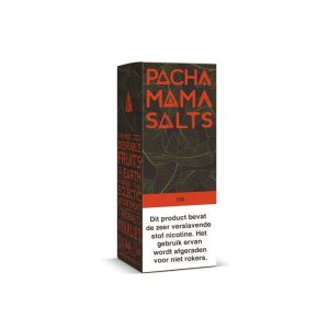 Pacha mama salts Fuji Apple nic salt