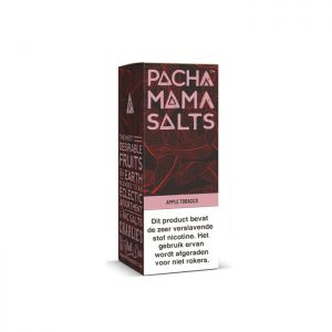 Pacha mama salts apple tobacco nic salt.png