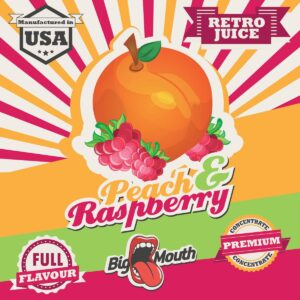Big Mouth Peach & Raspberry Aroma 10ml