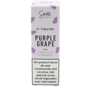Simple Essentials Purple Grape