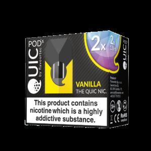 Quic Pods Vanilla