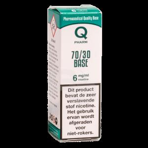Qpharm nicotine booster 70PG/30VG
