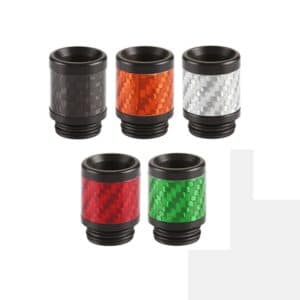Resin Carbon Fiber 810 Drip Tip