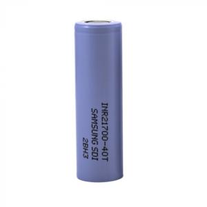 Samsung INR 40T 21700 Batterij – 4000mAh