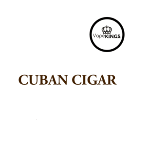 VAPEKINGS CUBAN CIGAR E-LIQUID 10ML