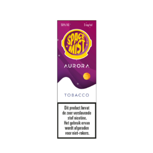 Space Mist Aurora Tobacco e-liquid 10ml
