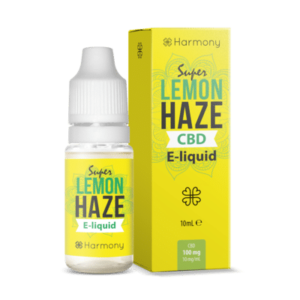 Harmony Super Lemon Haze CBD E-liquid 30mg 10ml