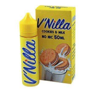 V'Nilla | Cookies & Milk | 50ML