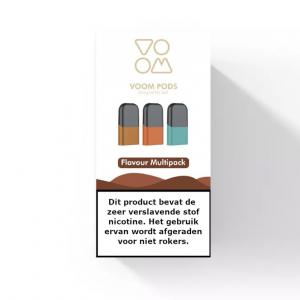 Voom Pods Multipack Tobacco / Mint