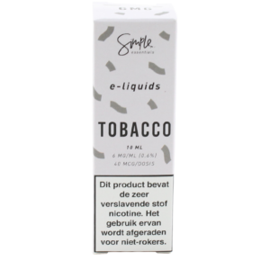 Simple Essentials Tobacco