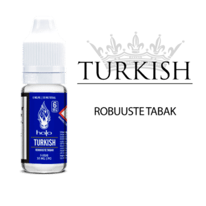 Halo Turkish Tobacco E-liquid