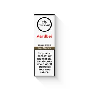 Vapekings Aardbei E-liquid 10ML
