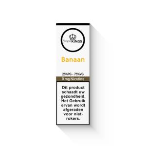 Vapekings Banaan E-liquid 10ML