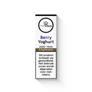 Vapekings Berry Yoghurt