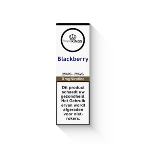 Vapekings Blackberry E-liquid 10ML
