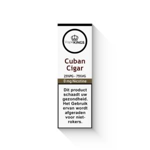 Vapekings Cuban Cigar E-liquid 10ML