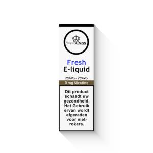 E-liquid Fresh Pack 5stuks