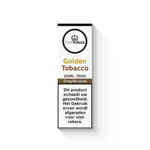 Vapekings Golden Tobacco