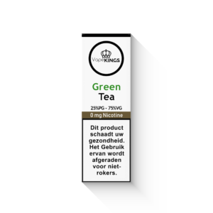Vapekings Green Tea E-liquid 10ML