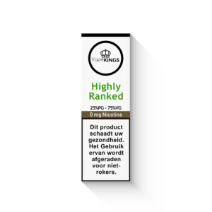 Vapekings Highly Ranked E-liquid 10ML