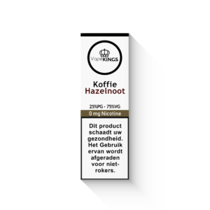 Vapekings Koffie Hazelnoot