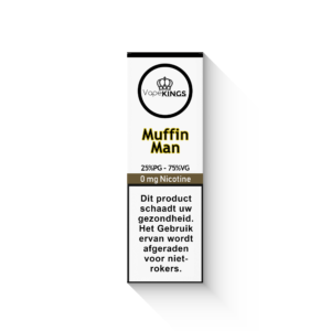 Vapekings The Muffin Man E-LIQUID 10ML