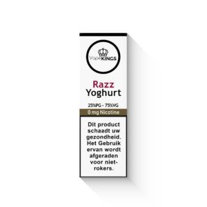 Vapekings Razz Yoghurt E-liquid 10ML