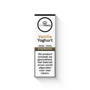 Vapekings Vanilla Yoghurt E-liquid 10ML