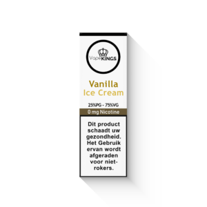 Vapekings Vanilla Ice Cream E-liquid 10ML