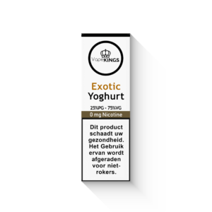 Vapekings Exotic Yoghurt