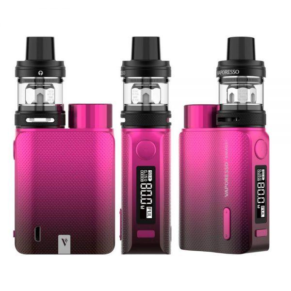Vaporesso Swag 2 vape kit roze
