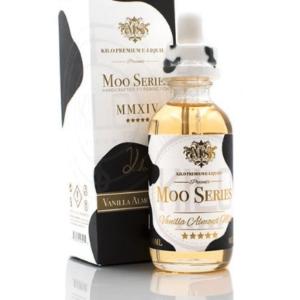 Kilo | Moo Series | Vanilla Almond Milk – 50ml