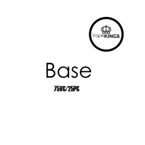 VapeKings Base 75VG/25PG E-liquid 100ML